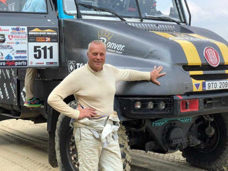 Dakaro ralyje lietuviai startuos po bendra vėliava