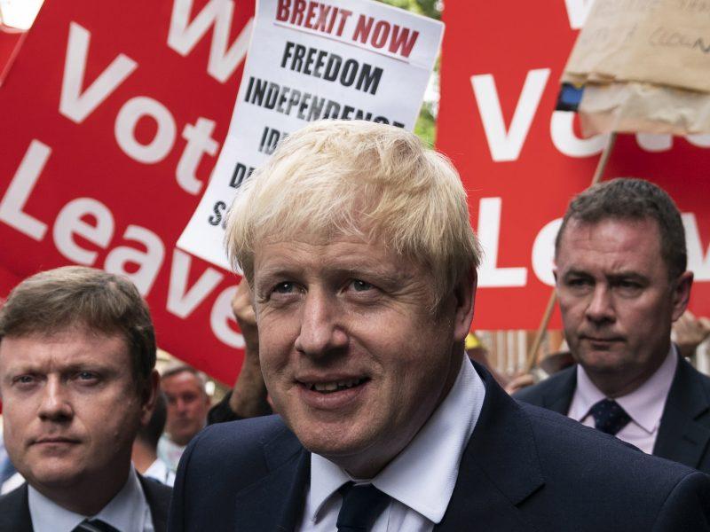 """JK: Europos Sąjunga turi leistis į kompromisą dėl """"Brexit"""" sutarties"""