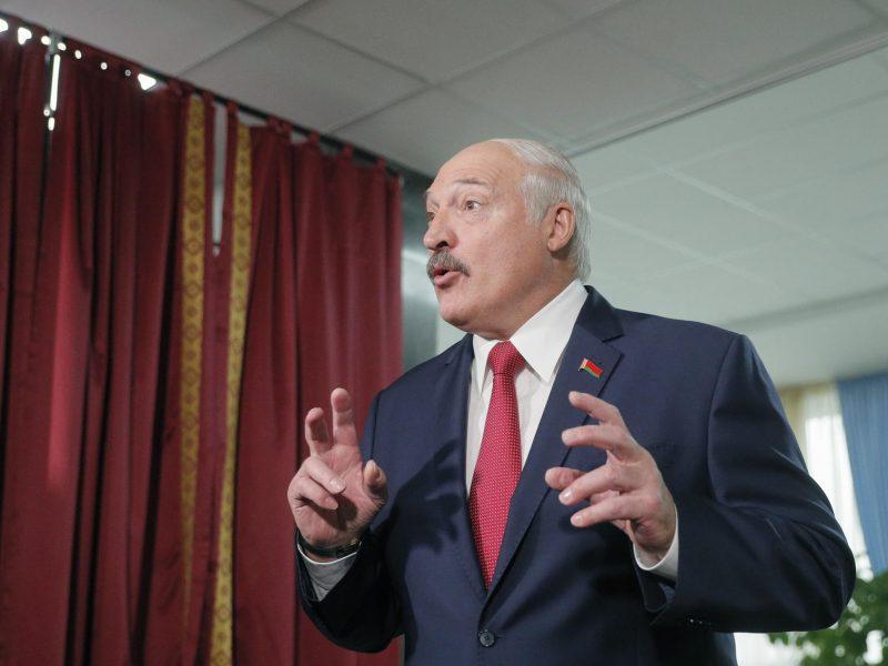 Kremlius: A. Lukašenka patvirtino ketinąs keisti Baltarusijos konstituciją