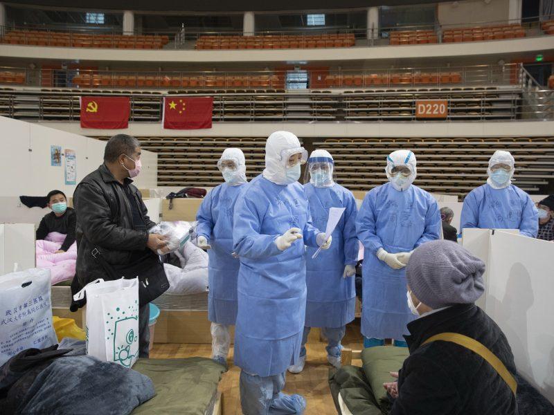 PSO vadovaujama misija koronaviruso Kinijoje tyrimus pradės jau šį savaitgalį
