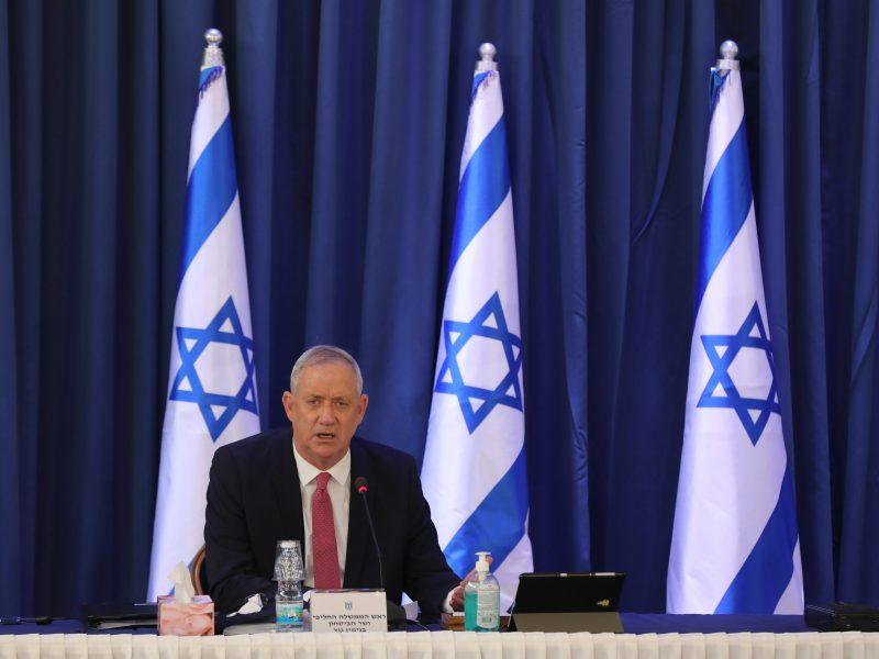 """Į Prancūziją atvykstantis Izraelio gynybos ministras su kolege aptars """"Pegasus"""" skandalą"""