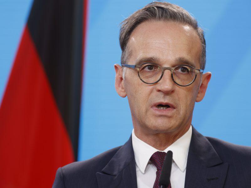 Vokietija pasirengusi tarpininkauti Maskvos ir Kijevo derybose dėl dujų tranzito