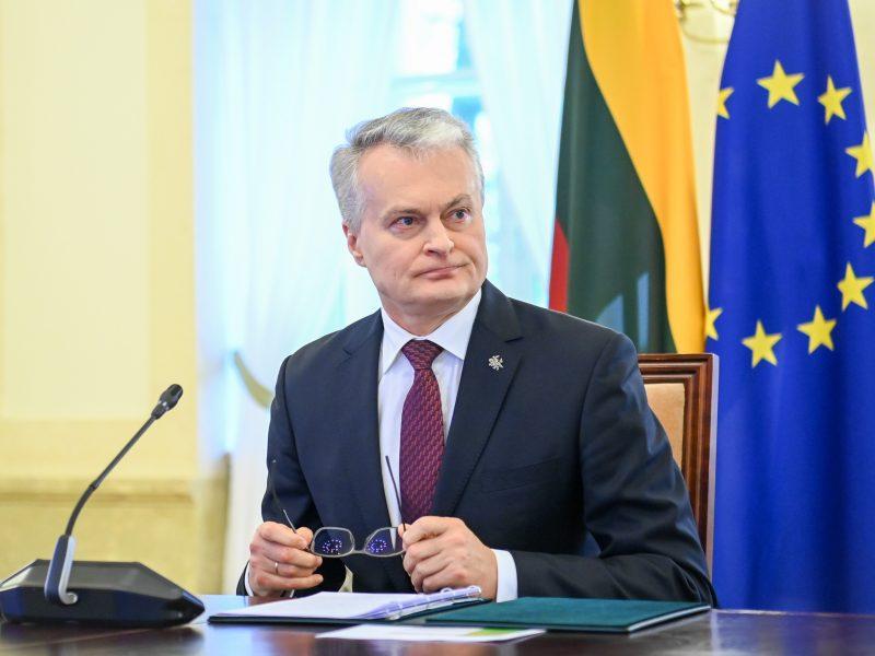 Ministerijos komisijos išrinktas kandidatas į ES teismą Prezidentūrai netinka?