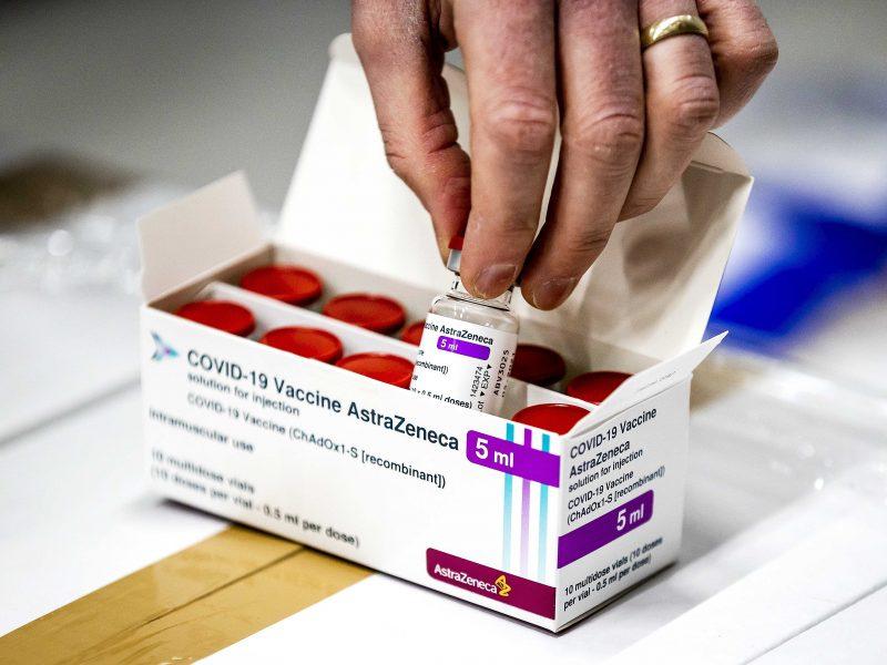 Portugalija prašo kitų Europos šalių vakcinų nuo COVID-19