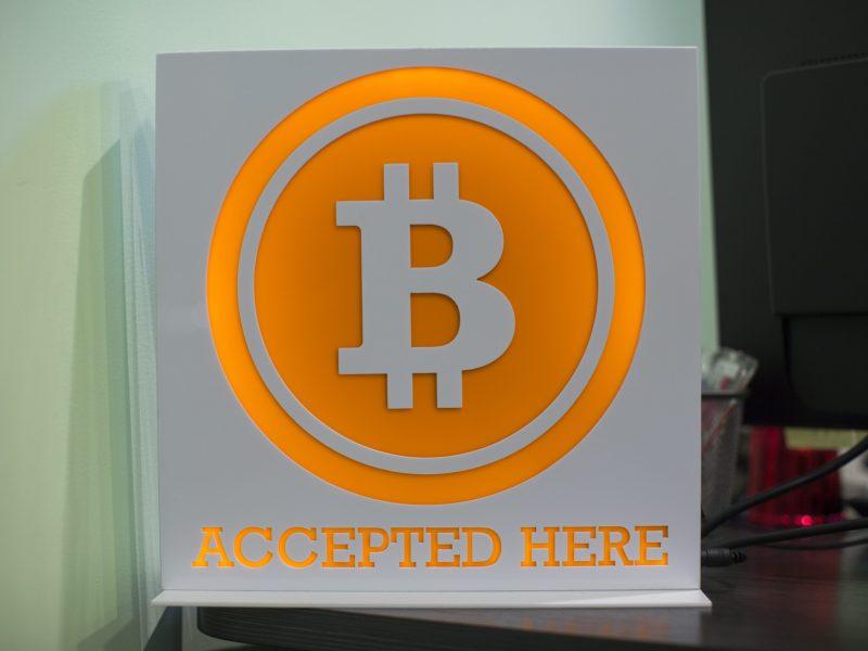 Bitkoino kaina – vėl rekordinė