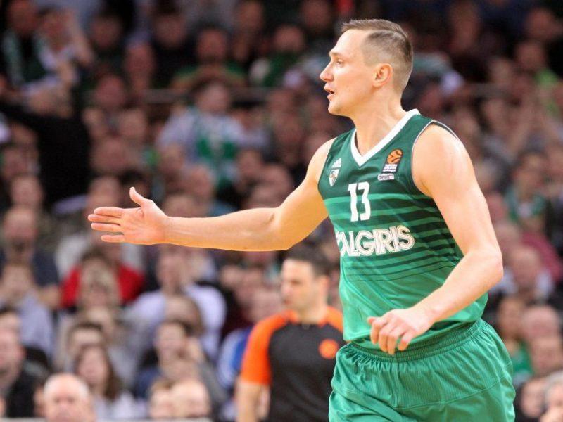 Istorinis pasiekimas: P. Jankūnas – daugiausia rungtynių Eurolygoje sužaidęs krepšininkas