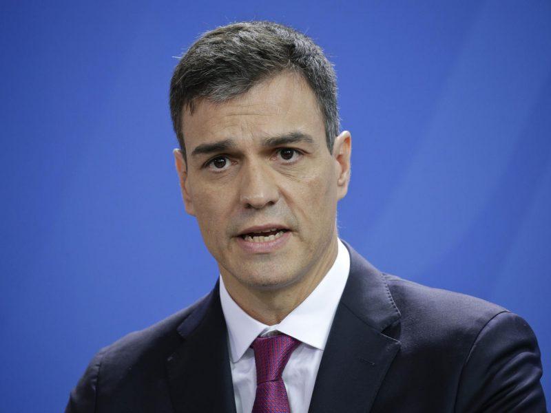 Po homofobinės atakos Ispanijos lyderis žada netoleruoti neapykantos nusikaltimų
