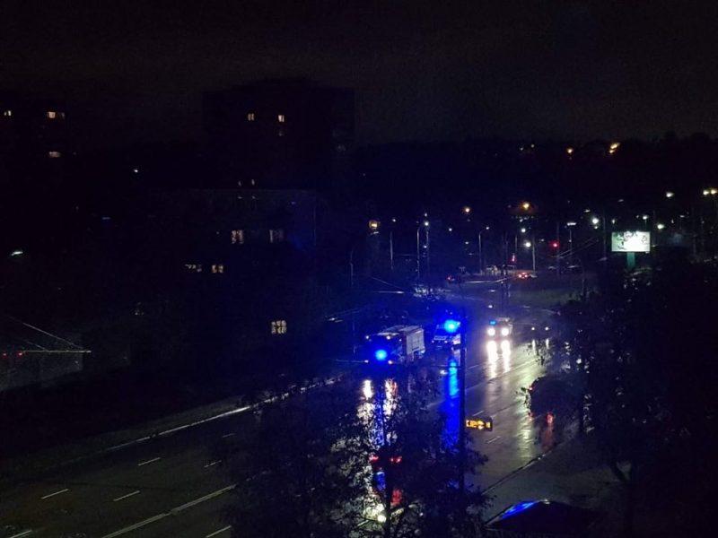Ugniagesiai pateko į sunegalavusio kauniečio butą ir perdavė jį medikams
