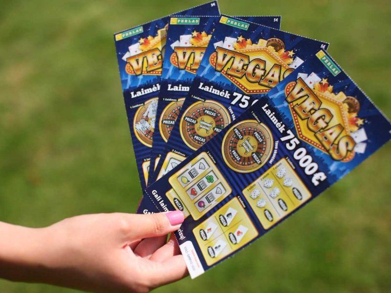 loterijos bilietų pasirinkimo sandoriai prekybos žvakidėmis sistema