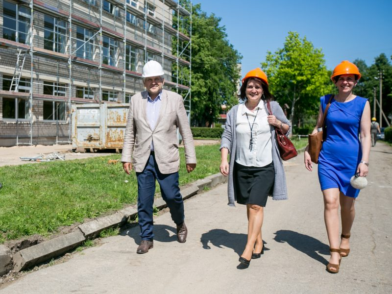 Ir atokiausioms Kauno rajono mokykloms – savivaldybės dėmesys
