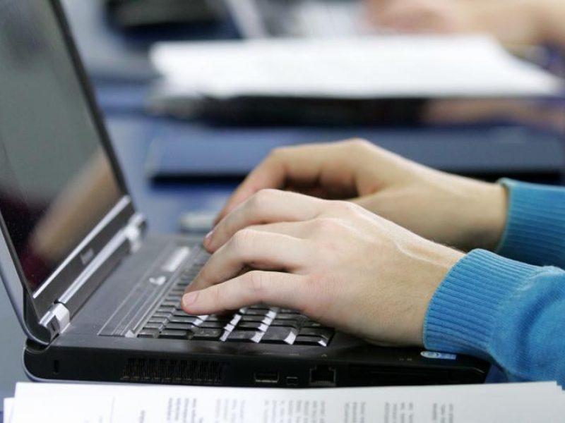Viešąsias įstaigas galima steigti internetu