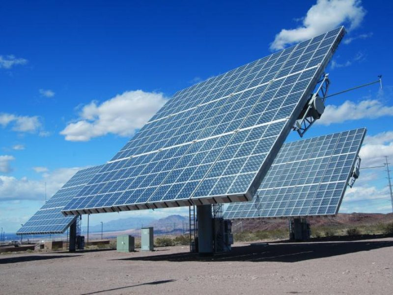 Gyventojai galės gauti 4,5 mln. eurų paramos saulės elektrinėms