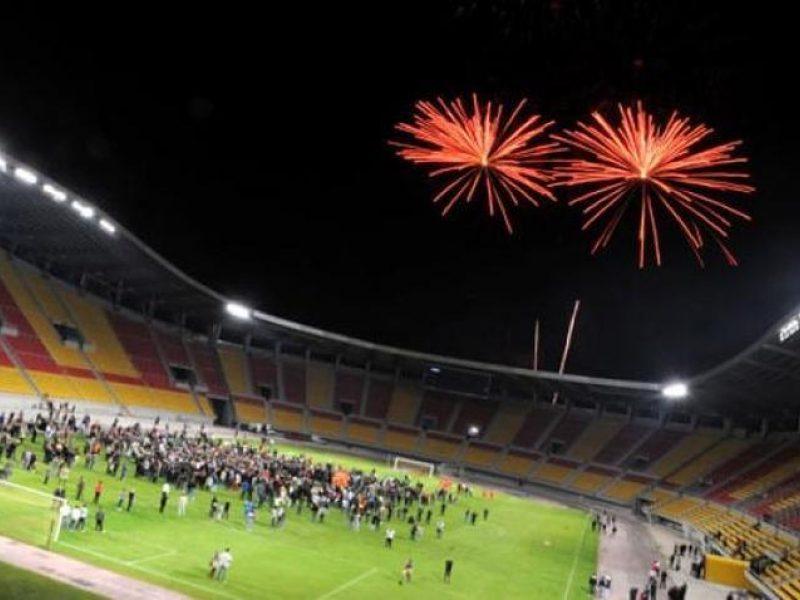 Lietuvos futbolininkams nepavyko įveikti makedonų