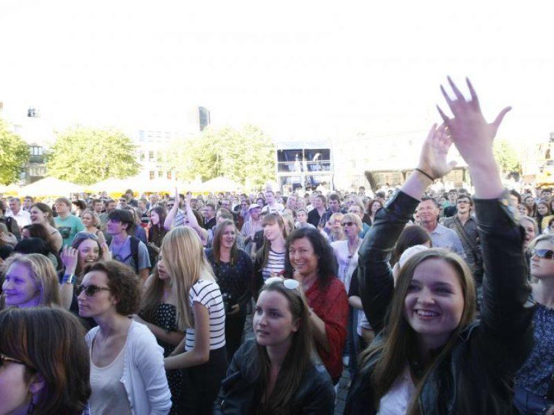 Klaipėdoje džiazo klausėsi tūkstančiai žmonių
