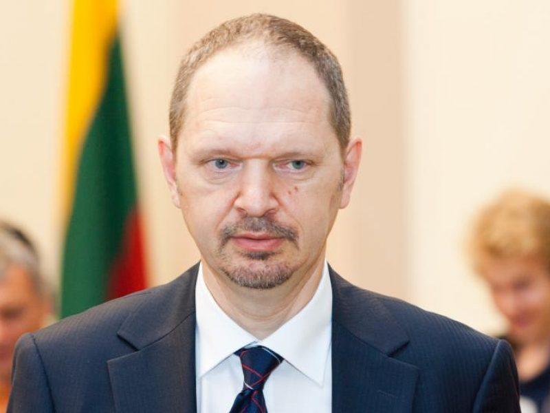 Iš Austrijos atšauktas ambasadorius lieka Lietuvoje