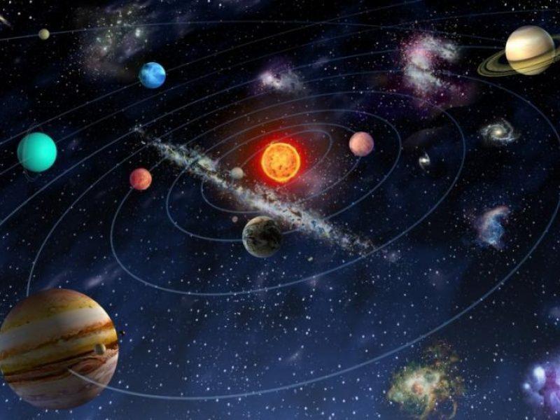 saulės sistemos prekybos kortelių projektas