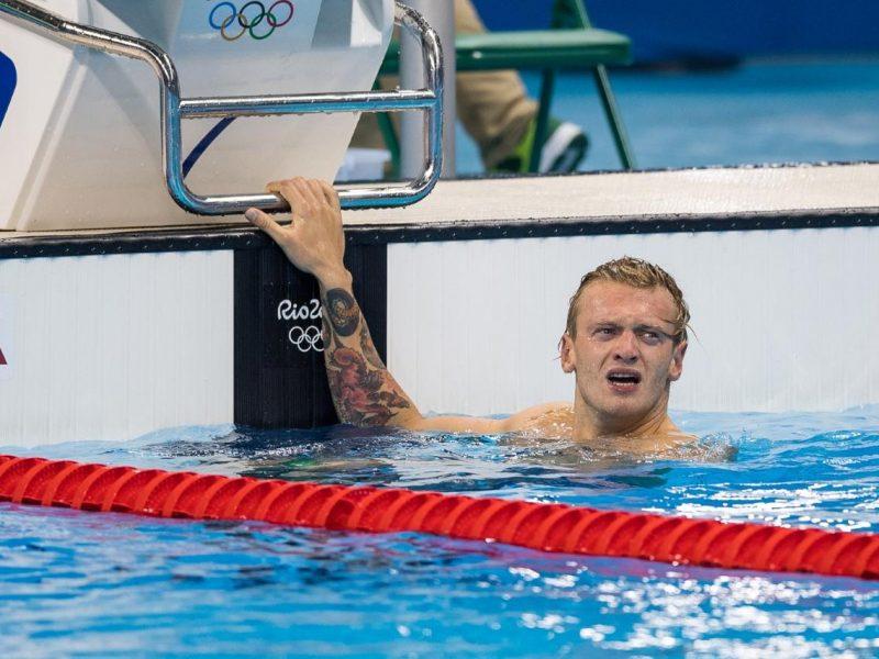 Plaukikas G. Titenis varžybose Barselonoje liko septintas