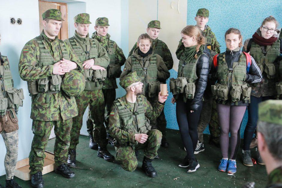 karių prekybos galimybės)