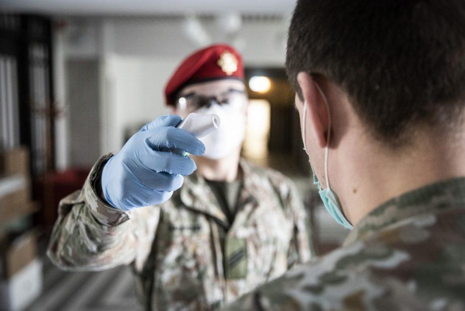 karių prekybos sistemos apžvalga