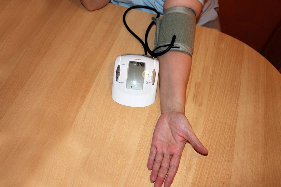 kaip išgydyti hipertenziją be vaistų