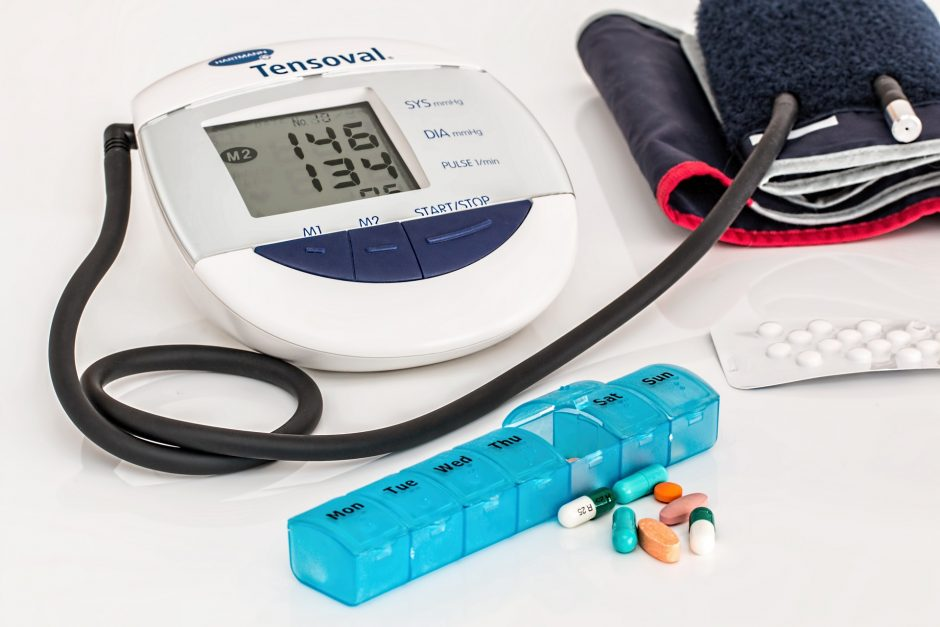 dieta hipertenzijai pagyvenusiems žmonėms)