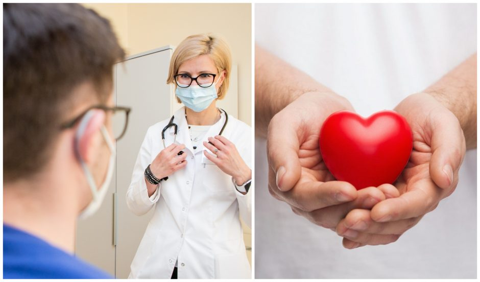ko reikia hospitalizuoti sergant hipertenzija