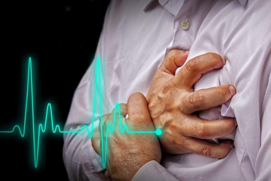 sergant hipertenzija, skiriama į veną