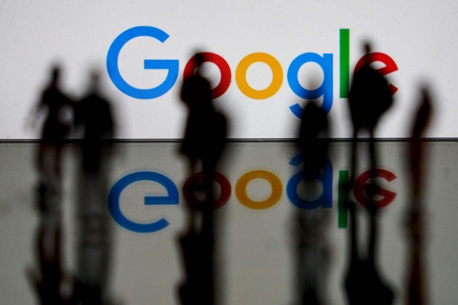 google moka dirbti iš namų)