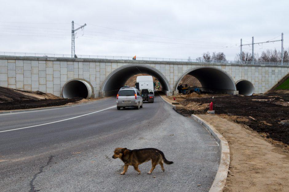 varpos tunelis)
