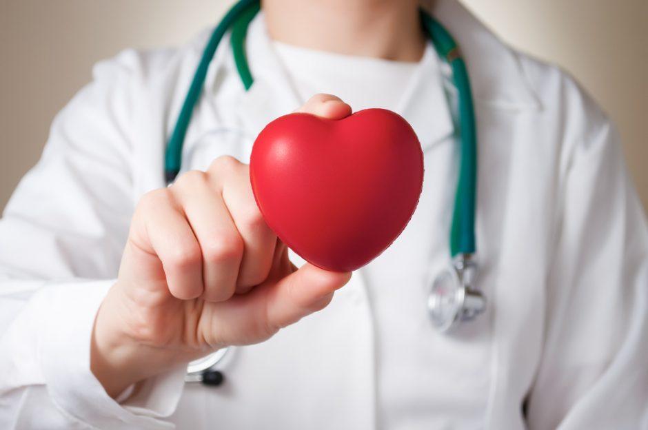 sveikatos širdies žemas dažnis