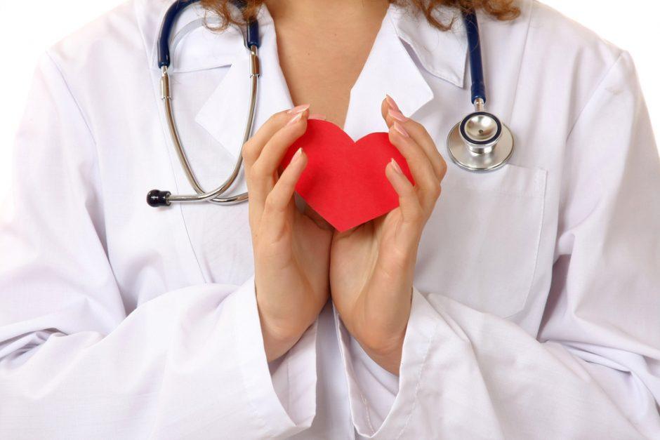 pagyvenusių žmonių širdies sveikata