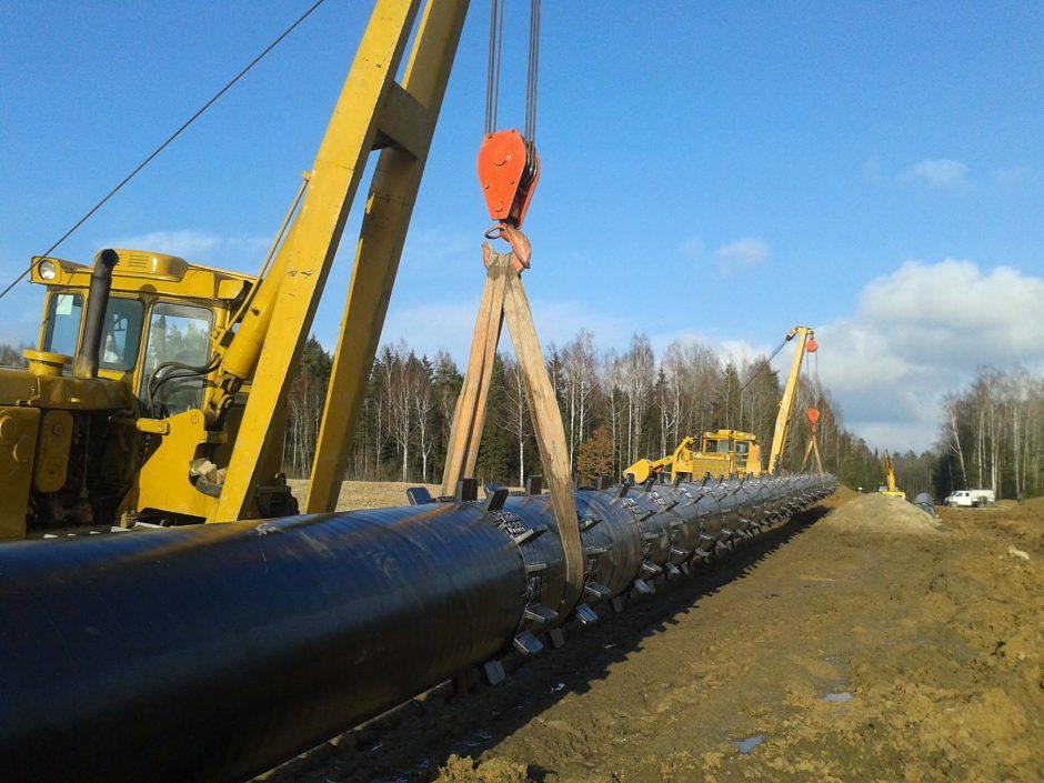 dujotiekio prekybos sistemos