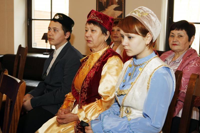 kokias varpas turi totoriai