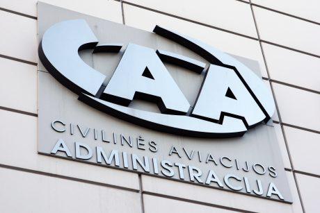 Teisėsaugos prašoma tirti buvusios CAA veiklą, atleistas buvęs vadovas