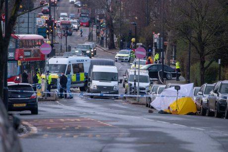 Rytų Londone nužudyti vyrai – lietuviai