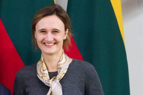 Seimo pirmininkė siūlo paskelbti 2022 metus Jaunimo metais