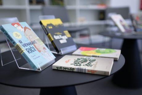 Vaikų ir paauglių literatūros geriausieji: paskelbti net dviejų konkursų nugalėtojai