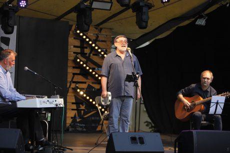 K. Smoriginas su grupe pristatys atnaujintą muzikinę programą