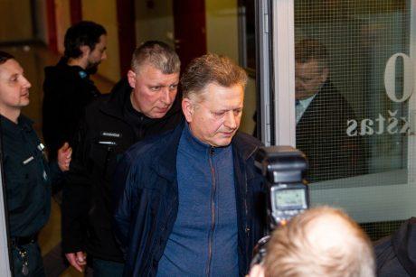 Teismas buvusio teisėjo V. Bavėjano korupcijos byloje apklaus jo kolegas