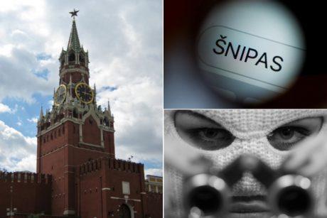 """Lietuva ruošiasi """"šnipų mainams"""" su Rusija"""