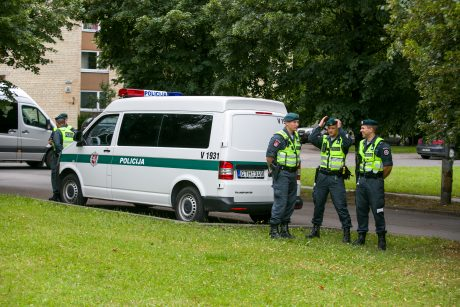 Vilniuje namuose rastas vyro lavonas, įtariama žmogžudystė