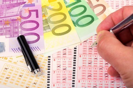 Seime – siūlymas nustatyti naują loterijų apmokestinimo tvarką