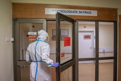 Santaros klinikų atstovė: 3–4 dienas stebimi padvigubėję apsilankymai