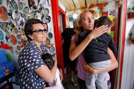 Civilių drama Izraelyje: gyvybę ir mirtį skiria viena minutė