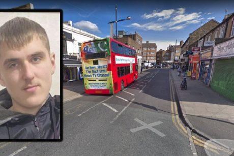 Sulaikyti lietuvio nužudymu įtariami londoniečiai
