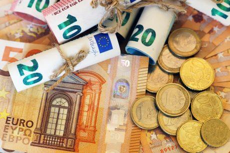 Finansų ministerija vidaus rinkoje pasiskolino 30 mln. eurų