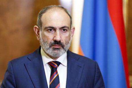 """N. Pašinianas: padėtis Armėnijos ir Azerbaidžano pasienyje yra """"krizinė"""""""