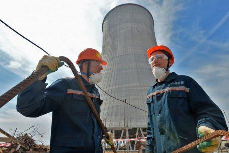 D. Kreivys tikisi, kad Astravo elektros boikoto problema išspręsta
