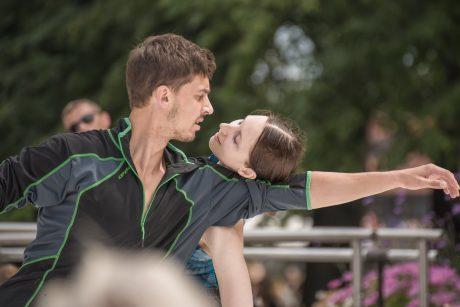 Choreografas A. Liškauskas – apie istorinį momentą klaipėdiečių baleto trupėje