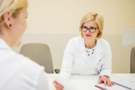 pasitikėdamas širdies sveikatos priežiūros paslaugomis namuose